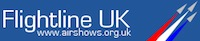 "Flightline UK Independent ""web-zine"" covering the UK airshow scene"